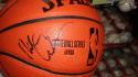Mark Cuban Dallas Mavericks Signed FS Basketball COA