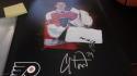 Carter Hart Philadelphia Flyers Signed 11x14 photo COA