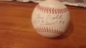 Lenny Dykstra Philadelphia Phillies/New York Mets  Signed MLB Baseball COA  Inscripton