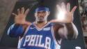 Tobias Harris  Philadelphia 76ers signed 16x20 photo JSA