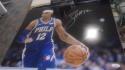 Tobias Harris  Philadelphia 76ers signed 16x20 photo JSA 2