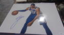 Tobias Harris  Philadelphia 76ers signed 16x20 photo JSA 3