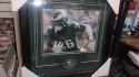 Miles Sanders Philadelphia Eagles Signed 8x10  framed photo COA