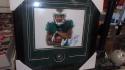 Miles Sanders Philadelphia Eagles Signed 8x10  framed photo COA 2