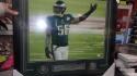 Chris Long Philadelphia Eagles Signed Superbowl 16x20  framed photo COA Inscription