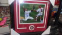 Brad Lidge/Carlos Ruiz Philadelphia Phillies Signed 08 WS Framed 8x10  COA