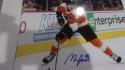 Morgan Frost  Philadelphia Flyers  Signed 8x10 Photo COA 3