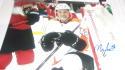 Morgan Frost  Philadelphia Flyers  Signed 8x10 Photo COA 1st goal