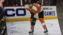 Joel Farabee  Philadelphia Flyers  Signed 16x20 Photo COA inscription