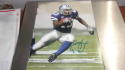 Darren Sproles Philadelphia Eagles/Kansas State Signed 8x10 Photo COA