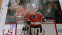 Carter Hart Philadelphia Flyers signed 8x10 Photo COA