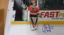 Carter Hart Philadelphia Flyers signed 8x10 Photo COA 2