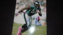Trent Cole Philadelphia Eagles Signed 8x10  Photo COA