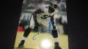 Trent Cole Philadelphia Eagles Signed 8x10  Photo COA 2