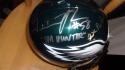 Trent Cole Philadelphia Eagles Signed FS Replica   Helmet JSA   2 Inscriptions