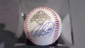 Jayson Werth Philadelphia Phillies Signed 2008 World Series WS Baseball COA