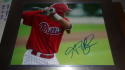 Alec Bohm Philadelphia Phillies Signed 8x10 Photo COA