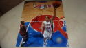 Tayshaun Prince Detroit Pistons signed 8x10  Photo COA