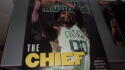 Robert Parish Boston Celtics Signed sports illustrated 16x20 Photo COA