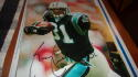 Ricky Proehl Carolina Panthers Signed 8x10 Photo COA