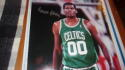 Robert Parish Boston Celtics Signed 8x10 Photo COA 2