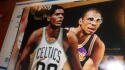 Robert Parish Boston Celtics Signed 8x10 Photo COA 3