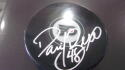 Daniel Briere Philadelphia Flyers Signed  Logo Puck COA