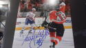Daniel Briere Philadelphia Flyers signed 8x10 Photo COA  2