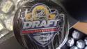 Ivan Provorov Philadelphia Flyers signed  2015 Draft Puck COA