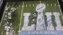Jake Elliott Philadelphia Eagles Signed 16x20 Superbowl Photo COA