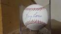 Larry Bowa Philadelphia Phillies signed MLB Baseball COA