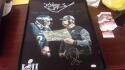 Doug Pederson Philadelphia Eagles Signed Superbowl 16x20  Photo JSA  Philly Philly