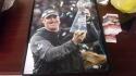 Doug Pederson Philadelphia Eagles Signed Superbowl 16x20  Photo JSA  2