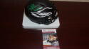 Doug Pederson Philadelphia Eagles  Signed  Eclipse Mini Helmet JSA Inscription