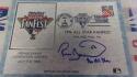 Ricky Bottalico Philadelphia Phillies Signed 1996 Official All Star Fanfest Canchet COA