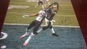 Alshon Jeffrey Philadelphia Eagles Signed Superbowl 16x20  Photo Beckett COA