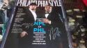 Rodney Mcleod /Brent Celek Philadelphia Eagles Signed 11x14   Photo COA