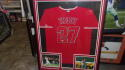 Mike Trout Los Angeles Angels Signed Replica Jersey FRAMED  COA MLB Auth