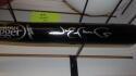 Jim Edmonds St Louis Cardinals/Angels Signed FS Louisville Slugger Bat COA