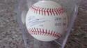 Bryson Stott Philadelphia Phillies Signed MLB Baseball COA Inscription