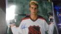 Eric Lindros Philadelphia Flyers signed 11x14 All Star Photo COA
