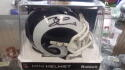 Brandin Cooks Los Angeles Rams Signed mini helmet COA Fanatics