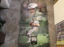 Ron Jaworski Philadelphia Eagles Signed Banner  COA