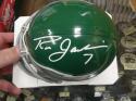 Ron Jaworski Philadelphia Eagles  Signed  Throwback Mini Helmet COA