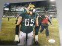 Lane Johnson Philadelphia Eagles Signed 8x10 Underdogs Photo JSA