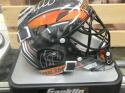 Carter Hart Philadelphia Flyers Signed Mini Goalie Mask COA Fanatics