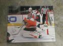 Carter Hart Philadelphia Flyers Signed 16x20 Photo COA Fanatics Inscription