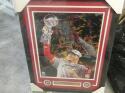 Patrick Mahomes Kansas City Chiefs Signed 16x20 Framed Photo Beckett