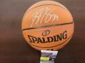 Dwight Howard 76ers/Magic/Lakers Signed Spalding Replica NBA Basketball JSA