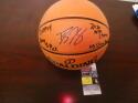 Dwight Howard 76ers/Magic/Lakers Signed Spalding Replica STAT NBA Basketball JSA